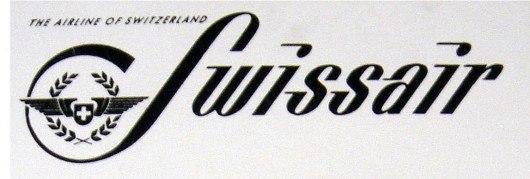 Первый постоянный логотип авиакомпании