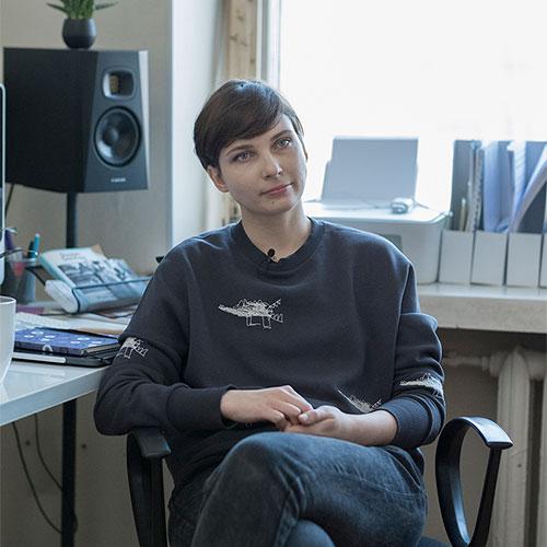 Екатерина Нефедовская