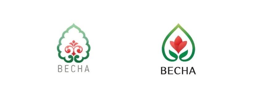 Пример редизайна логотипа