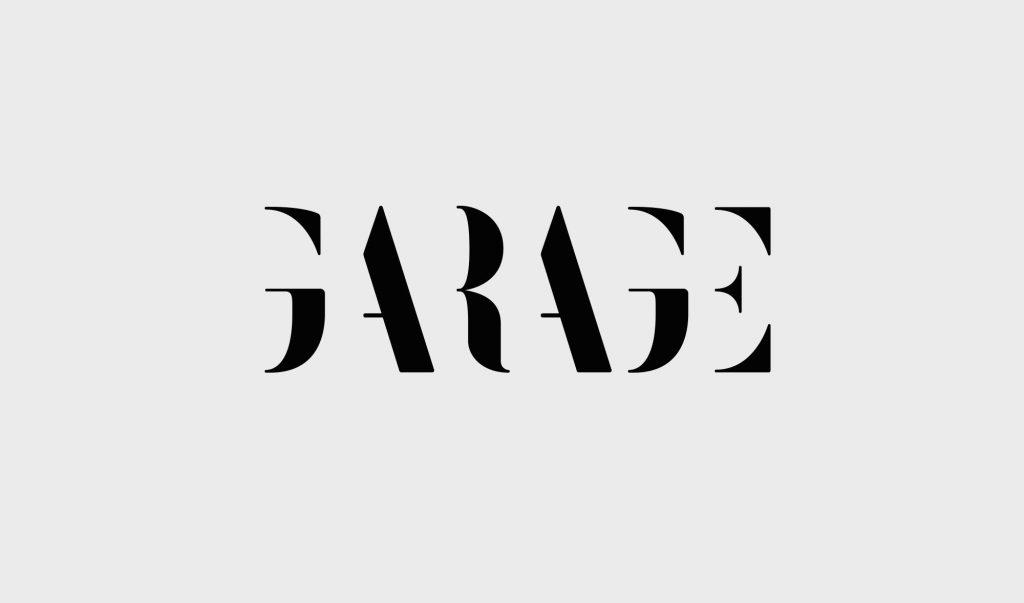 Логотип с недописанными буквами