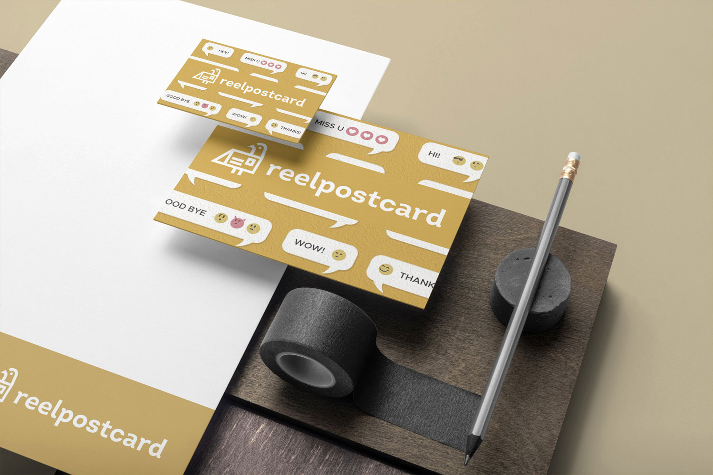 визитка мобильного приложения
