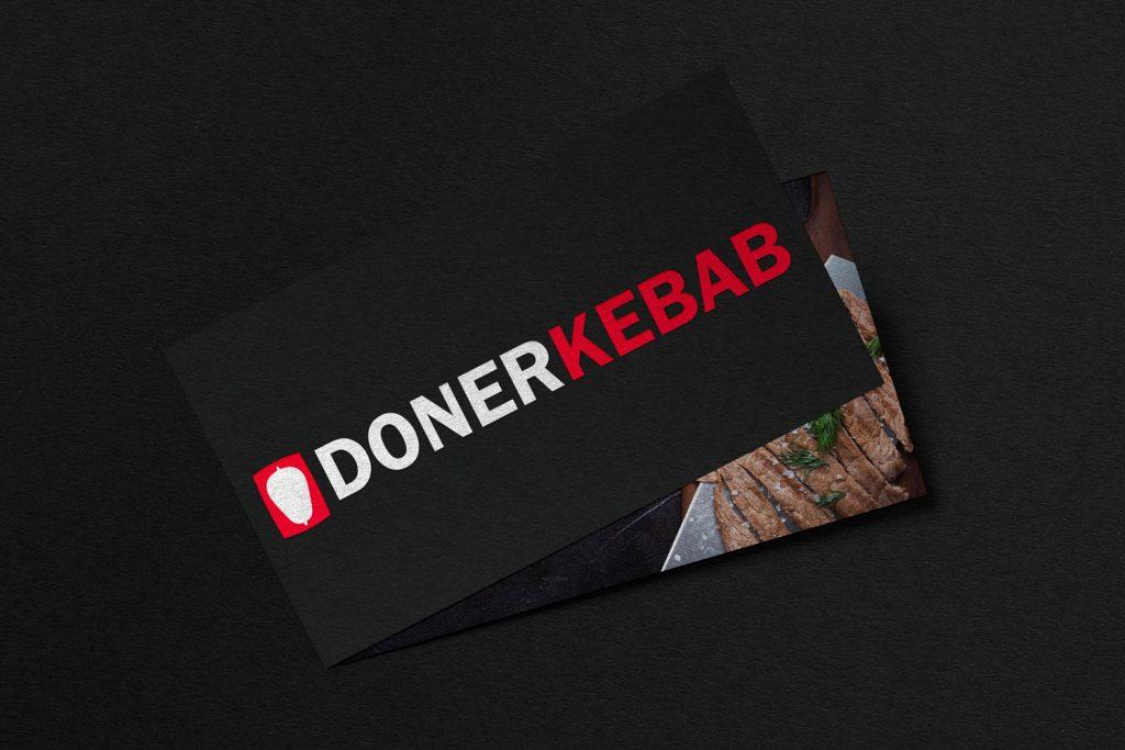 логотип донер-кебаба